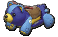 Teddy Buggy